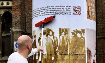 Verleihung Social Sculpture Award 2021 im Andenken an Joseph Beuys
