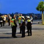 Coronaschutz: Verstöße in überfüllter Kurze Straße
