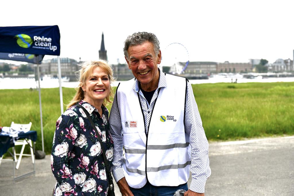 Petra Allbrecht und Wolfgang Rolshoven Foto: LOKALBÜRO
