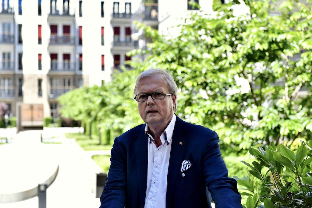 Heribert Klein Foto: LOAKLBÜRO