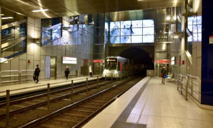 Rheinbahn fährt wieder Nachtangebot