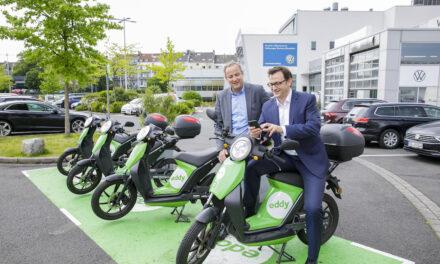 Stadtwerke Düsseldorf und Gottfried Schultz machen gemeinsame Sache für klimafreundliche Mobilität
