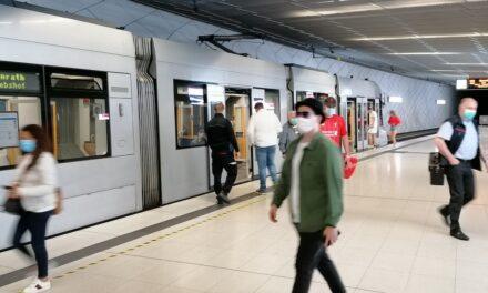 Keine Pflicht mehr zum Tragen einer FFP2- oder KN95-Maske im Nahverkehr NRW