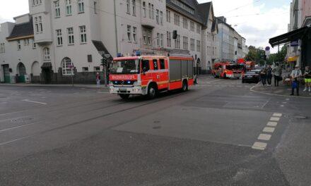 Brandmeldeanlage erkennt Feuer im Kaufland