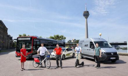 "Neue Mobilitätsplattform ""redy"" geht an denStart"