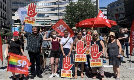 SPD Düsseldorf unterstützt Mietenstopp