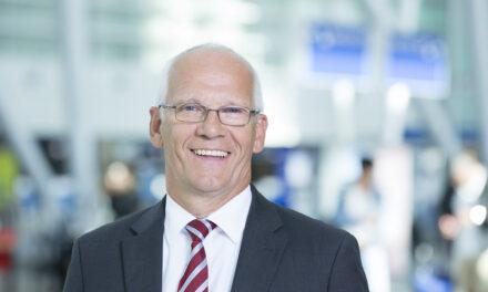 Nach vier Jahrzehnten: Geschäftsführer Michael Hanné verabschiedet sich vom Düsseldorfer Airport