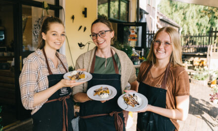Erfolgreiche Düsseldorfer vegane Schnitzeljagd geht in die 2. Runde 12 Gastronomen präsentieren ihre vegane Seite