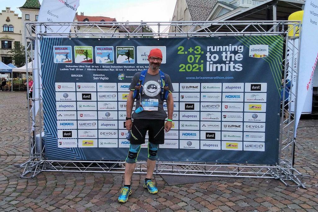Kurz vor dem Start Foto: Angelika Raspel