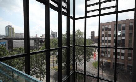 KAP1: Die neue Zentralbibliothek nimmt immer weiter Gestalt an