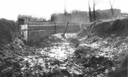 Historisches Düsselhochwasser: Größere Schäden gab es zuletzt vor fast 100 Jahren