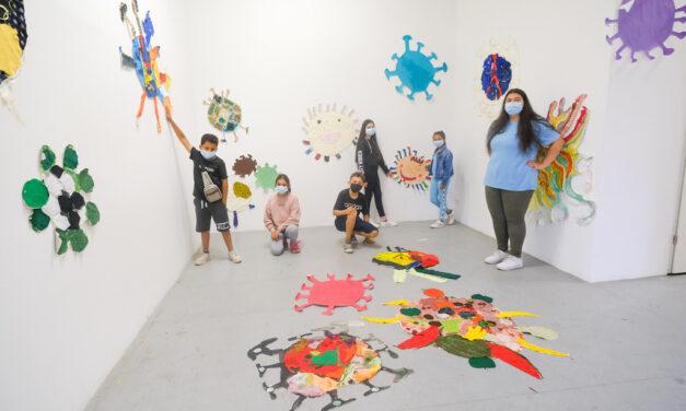 BauKinderKultur: Präsentation des Kunstprojektes 2021
