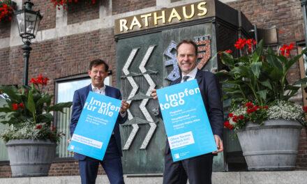 Landeshauptstadt Düsseldorf führt 2G-Regel für eigene, städtische Veranstaltungen ab 1. Oktober ein