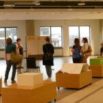 Wie sehen Kundinnen und Kunden die Zentralbibliothek imKAP1?
