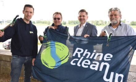 RhineCleanUp am Samstag, 11. September 2021