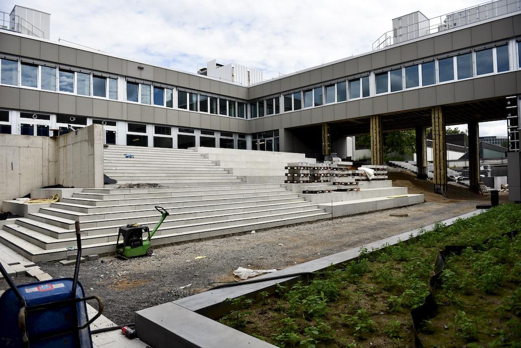 Friedrich-Rückert-Gymnasium Foto: LOKALBÜRO