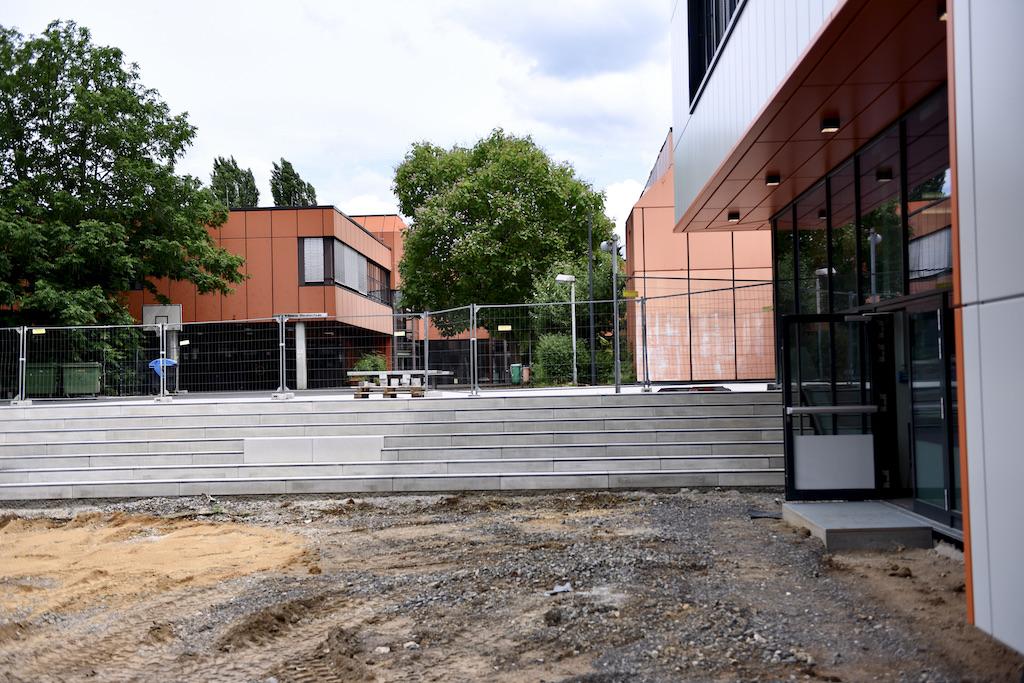 Carl-Benz-Realschule Foto:LOKALBÜRO