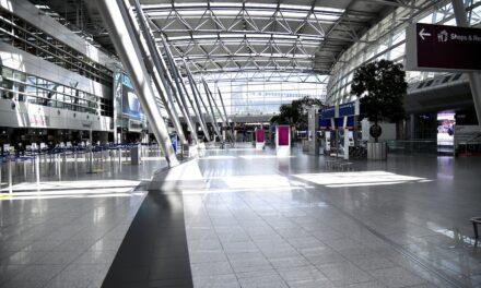 Sommerferienstart 2021 am Düsseldorfer Airport