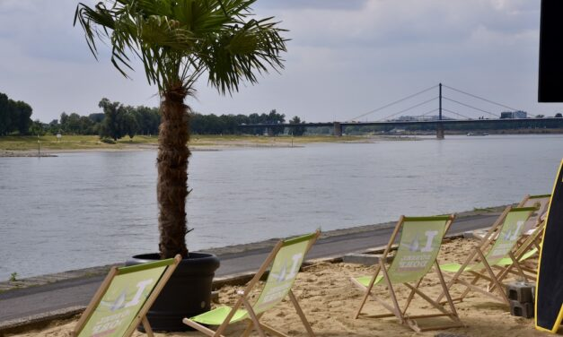 Kino Beach Düsseldorf öffnet am 15. Juli2021