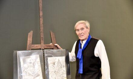 """Stadtmuseum Düsseldorf  Eintrittsfreier Familiensonntag: Drei Führungen durch die Sonderausstellung """"Bert Gerresheim. Geschichten"""""""