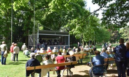 Hofgartenkonzerte starten im August mit kostenloser Live-Musik