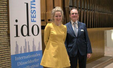 Das 16. Internationale Düsseldorfer Orgelfestival steht vor derTür
