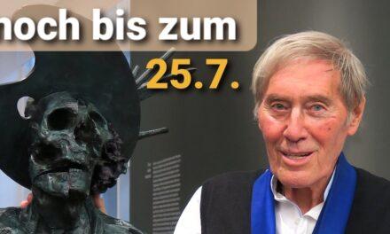 Bert Gerresheim Geschichten noch bis zum Sonntag, 25. Juli 2021 im Stadtmuseum
