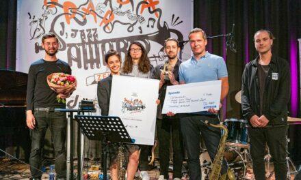 Neun Gewinner des Sparda Jazz Award spielten vergangenes  Wochenende in der Jazz-Schmiede