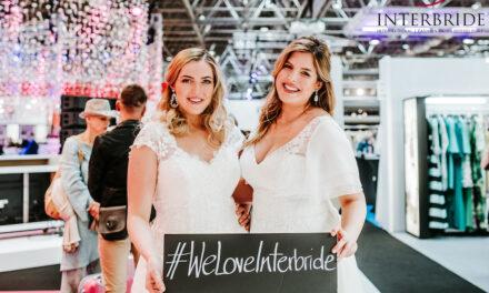 Die INTERBRIDE öffnet ihre Tore bei der Messe Düsseldorf