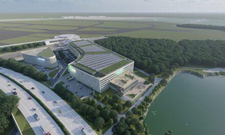 Der EUREF-Campus Düsseldorf wird zum internationalen Schaufenster der Energie- und Mobilitätswende