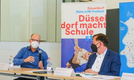 Düsseldorf startet in ein neues Schuljahr — 5.850 Kinder werden eingeschult