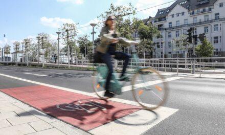 Düsseldorf auf gutem Weg zur Fahrradstadt