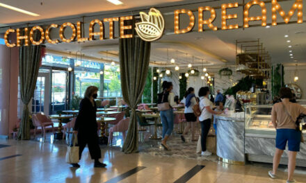 """Chocolate Dream"" eröffnet in den Düsseldorf Arcaden"