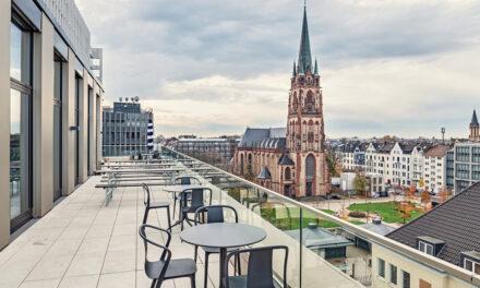 Campus Düsseldorf der Hochschule für angewandtes Management
