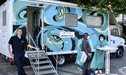 Impfmobil auch diese Woche im Stadtgebiet unterwegs