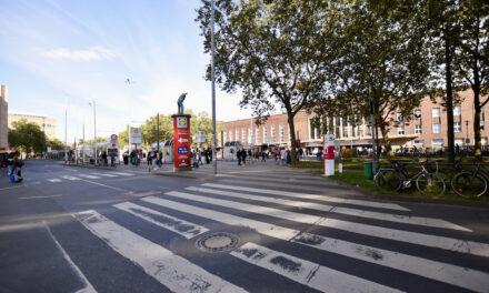 Wettbewerbsentwürfe zur Neugestaltung des Konrad-Adenauer-Platzes weiterentwickelt