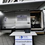 Polizei Nordrhein-Westfalen erhält hochmodernes mobiles Datenlabor