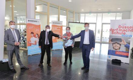 Ein Jahr BIWENAV — der Düsseldorfer Bildungswegenavigator erobert NRW
