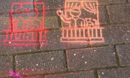 Street Art-Workshop für Kinder zu Nachbarschaft und Nachhaltigkeit