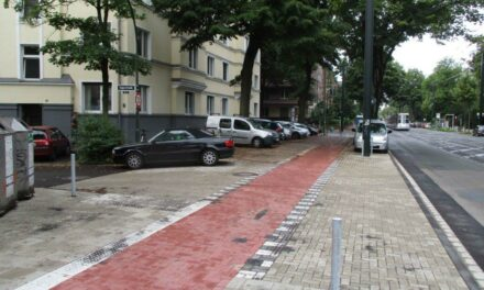 Ausbau Radhauptnetz: Mehr Sicherheit und Komfort an drei Knotenpunkten