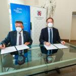 Düsseldorf und Rhein-Kreis Neuss kooperieren beim Zensus 2022