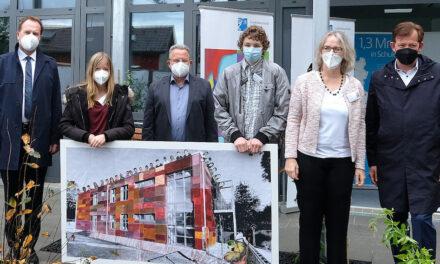 Franz-Marc-Schule und Theodor-Andresen-Schule: Modulneubau wird eröffnet
