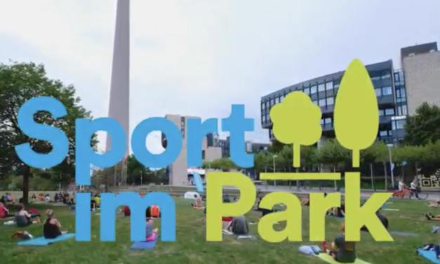 Sport im Park verabschiedet sich mit einem Special am 1. Oktoberwochenende