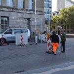 Oberbürgermeister Keller gegen Schrankengebühren