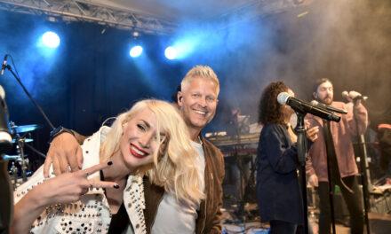 Düsseldorfer Band Fresh Music Live erspielt knapp 6.000 Euro für Hochwasser-Opfer der Region