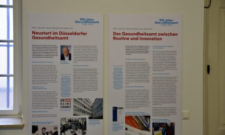 100 Jahre Gesundheitsamt Düsseldorf