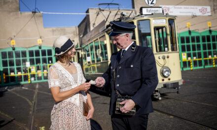 Rheinbahn feiert 125. Geburtstag mit großer Ausstellung