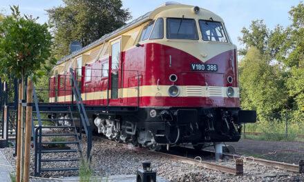 Auch etwas für Düsseldorfer Eisenbahnfans