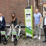 Stadtwerke Düsseldorf und Velocity machen gemeinsame Sache für klimafreundliche Zweiradmobilität