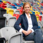 Laura Becker leitet ab heute als General Manager die MERKUR SPIEL-ARENA